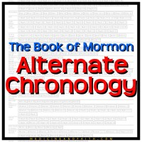 The Book of Mormon – Alternate Chronology