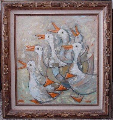 Ducks by Ivan L Sanderson