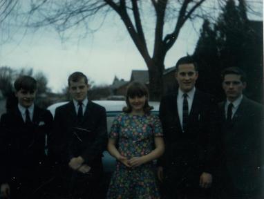 Ivan D & Siblings 1966