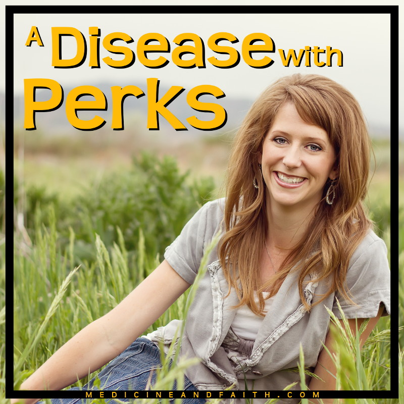 disease with perks