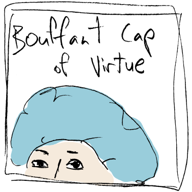 PPE-bouffant