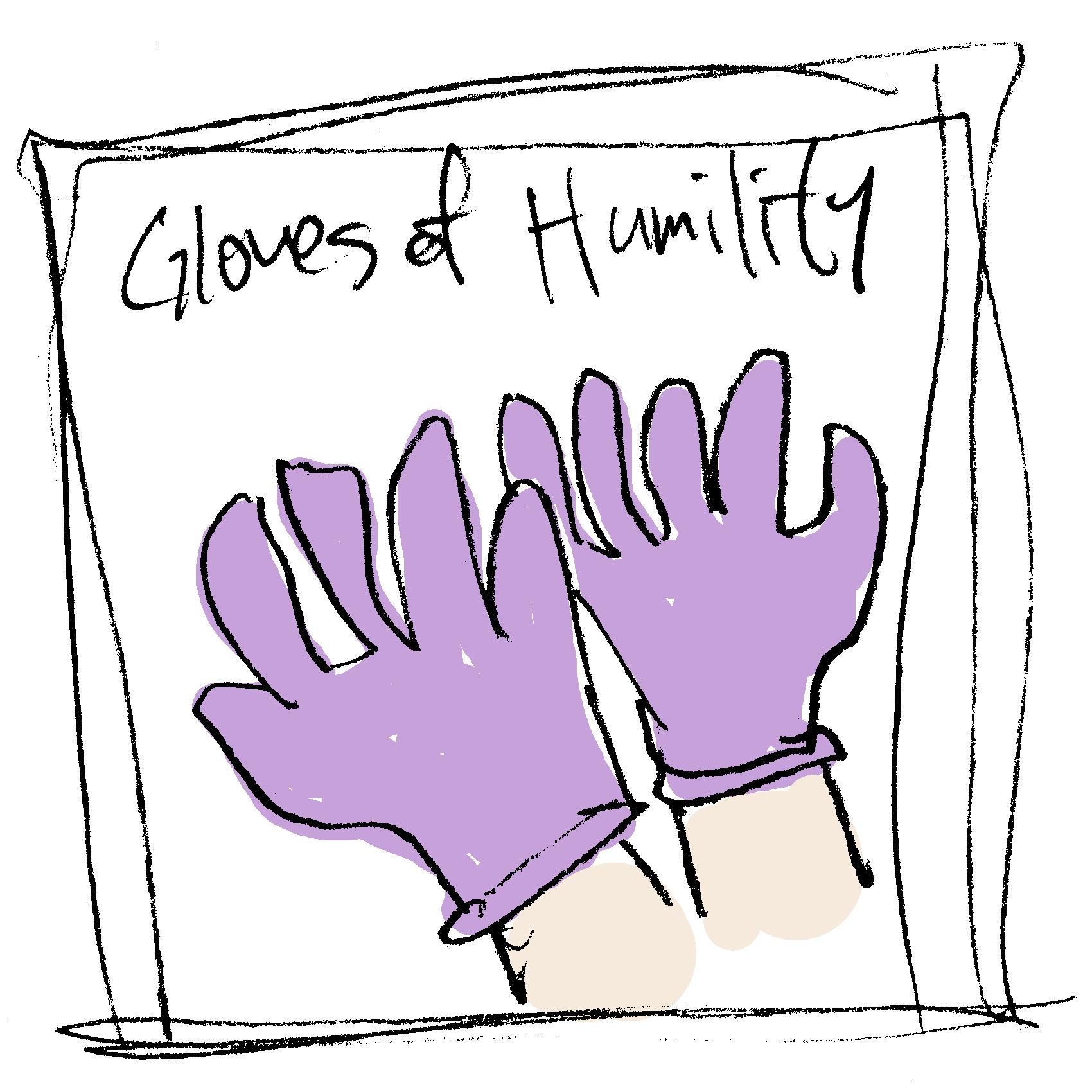 PPE-gloves