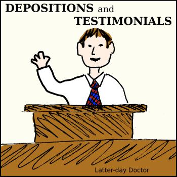 Depositions and Testimonials