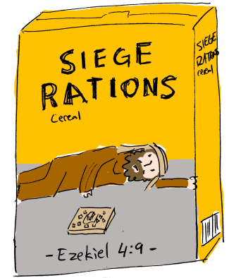 siege rations