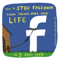 How to Stop Facebook from Taking Over Your Life, In 5 Easy Steps