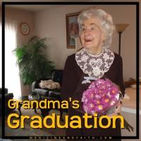 Grandma's Graduation